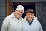 2018 - Ken & Pete at The Beggar's Banquet, Louisbourg - Cape Breton, Nova Scotia - Canada