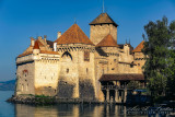 2018 - Chillon Castle - Lac Léman (Lake Geneva), Veytaux - Switzerland