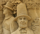 Kentucky Sand Sculpture
