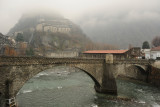 Valle d'Aosta, Fort of Bard