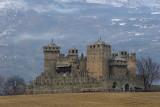 Valle d'Aosta, Fenis castle