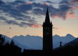 Valle d'Aosta, town of Aosta