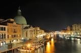 Venezia, view on San Simeone Piccolo church from Scalzi bridge