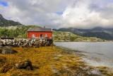 Cabin on the Trollfjord