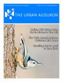 Urban Audubon Magazine Cover - Winter 2019