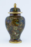 Vase 31 - 6 - An early Chinese purchase.  The 10,000 Flowers pattern.