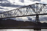 28.  Headed for Astoria.  The Lewis and Clark Bridge.