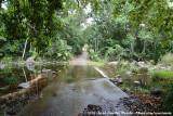 Jourama Falls Road concrete Waterview Creek crossing