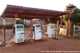 Outback fuel station
