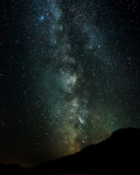 Valerie PayneMilky Way Over Slocan Lake - 2nd