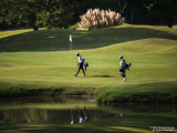 Jackson-State-University-Golfers-practicing-at-Whisper-Lake-Country-Club