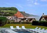 Sidmouth Harbour Hotel - a magnificent viewpoint