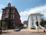 Odd Fellows Hall and the Old City Hall, St. Charles, MO