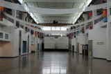 Main hall in the art center in St. Charles, MO