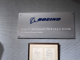 The Boeing Prologue Room