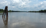 A view of the Missouri River