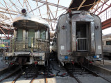 Carriages at the old St. Louis Union Station