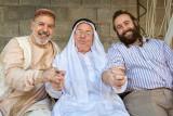 Three interfaith peacebuilders - Nazareth