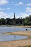 Edgbaston Reservoir and St. Augustine's Church