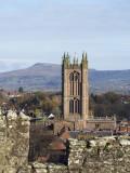 Shropshire and Staffordshire