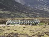 River Muick footbridge