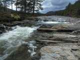River Dee at the Linn of Dee