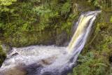 Mynach Falls after rain