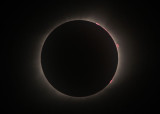 Total Solar Eclipse; Aug 21, 2017