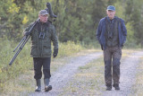 Searching for Rustic Bunting
