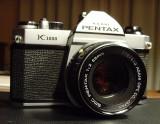 Pentax K-1000 1975.