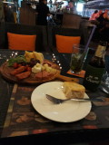 Last meal in Bangkok. Monsoon Restaurant soi 8.