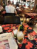 Restaurant in Soi Rambuttri. Bangkok