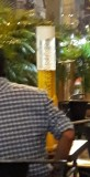 Beer tower. Soi Rambuttri.  Bangkok