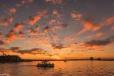 Sunset Boating  19