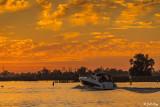 Sunset Boating  20