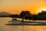 Sunset Boating  21