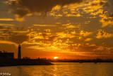 Discovery Bay Lighthouse Sunset  8