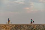 Levee Bike Riding  1