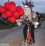 Fantasy Fest Zombie Bike Ride  3