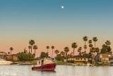 Lido Bay Moon Rise  1