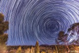 Uluru Star Trails  1