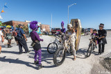 Zombie Bike Ride, Fantasy Fest  8