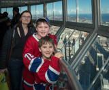 Visite de la Tour CN