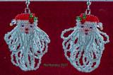 Santa with Fringe Beard #7 (sold)