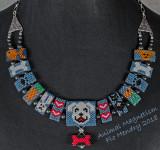 Animal Magnetism Necklace