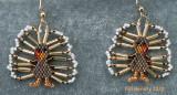 Turkey Earrings #5 (sold)