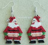 Mooning Santa #3 (sold)