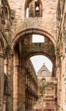 Ruin of Jedburgh Abbey