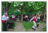 Traditional Bulgarian Dancers and Musicians