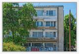 Typical Soviet-era Apartment Block